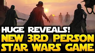 New 3rd Person Star Wars Game - HUGE REVEALS!  (EA Visceral Games Project)