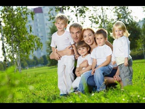 России нужен федеральный закон о статусе многодетной семьи