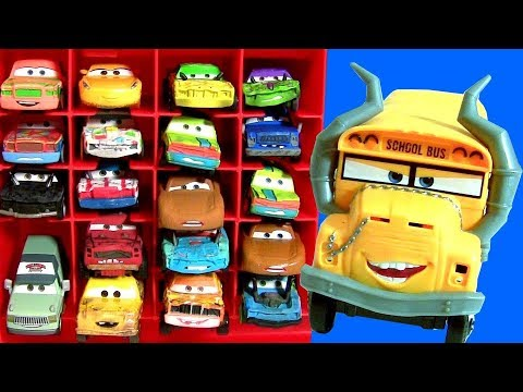 Cars 3 Demo Derby Collection