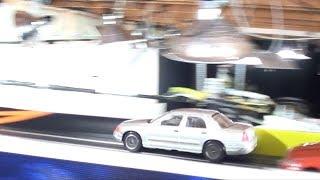 Mercedes C-Class vs. Crown Victoria - Race 7 - Group 8 - La Ventura Road Race (2019)