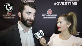 """Overtime"" l Ep. 31: Kyle Palmieri Foundation Military Ball"