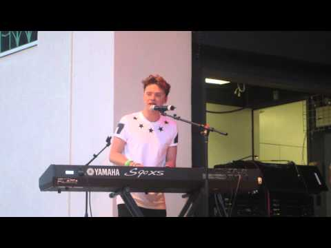 Just In Case (Live @ Rye Playland 6/2/13) - Conor Maynard