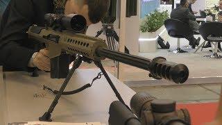 Barrett * MKE * Aero Precision * Stag Arms | Выставка ОРУЖИЕ и БЕЗОПАСНОСТЬ 2018 Киев