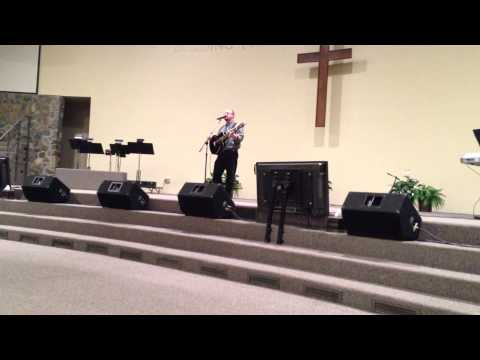 Russ Nottingham - Performs at Highway Tabernacle Church, Austintown, Ohio April 6, 2013
