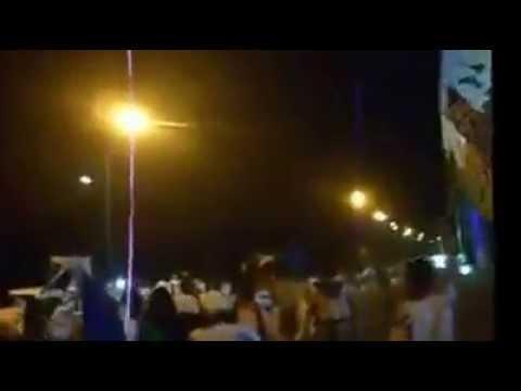 """""""los de siempre jaguares llegando al estadio"""" Barra: Los de Siempre • Club: Jaguares de Córdoba"""