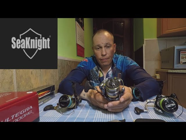 Видео SHIMANO ULTEGRA