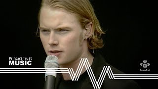 Boyzone - Father And Son (The Prince's Trust Party In The Park 1998)