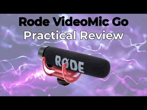 RØDE VideoMic GO (Interview / Vortrag)