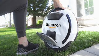 Amazon FINALLY Replaced my Broken Electric Unicycle