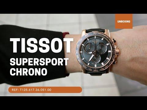 TISSOT SUPERSPORT CHRONO T1256173605100