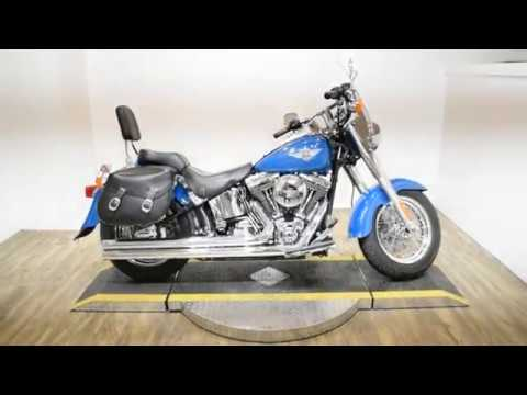 2001 Harley-Davidson Fatboy in Wauconda, Illinois - Video 1