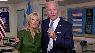 Dr Jill Biden: meet Joe Biden's wife and rock behind his election campaign