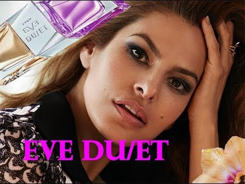 Ева Мендес- ДУХИ Avon Eve Duet /Eva Mendes Kiss