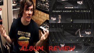 The Circle Space Between Album Review