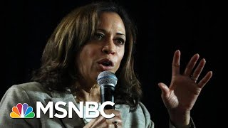Harris On Trump's Racist Tweets: 'Vile, Ignorant... How Low Can He Go?'   The 11th Hour   MSNBC