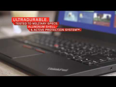 Lenovo ThinkPad T430u Ultrabook Tour