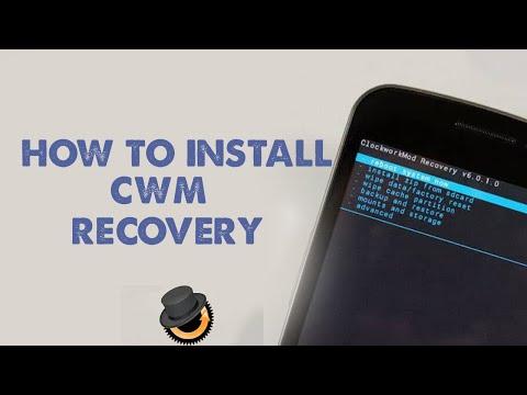 How to install cwm without pc samsung galaxy v - смотреть онлайн на