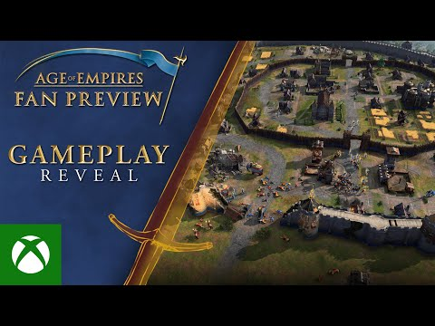 《世紀帝國4》實際遊玩宣傳影片釋出!