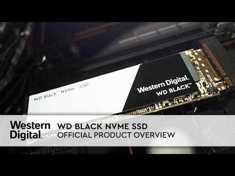 WD Black 3D NAND (500Go, M.2 2280)