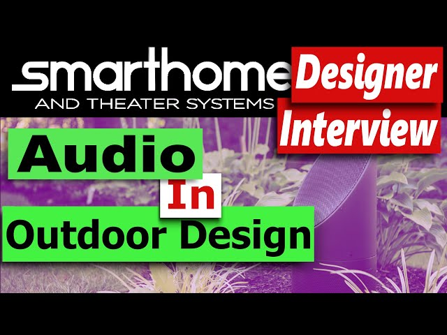 Designer Interviews us about Coastal Source Audio system