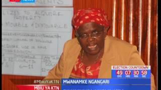 Mwanamke Ngangari: Jacinta Wanjala Mwatela