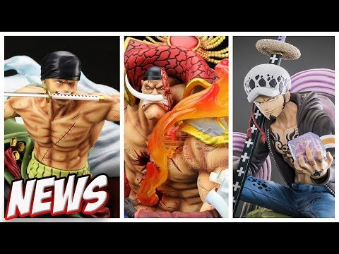 NEWS STATUES - RESINES ONE PIECE - OFF : LAW TFD5 - NON OFF.