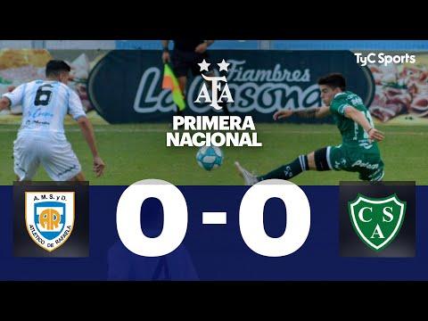 Rafaela 0 - Sarmiento 0