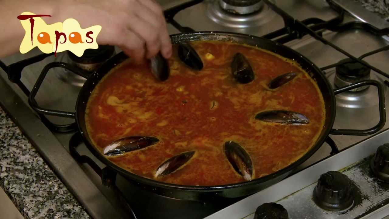 Tapas #10: Paella