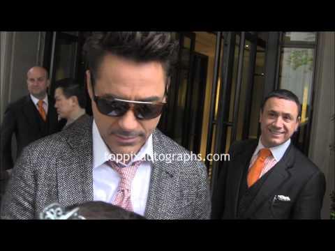 Robert Downey Jr. Video