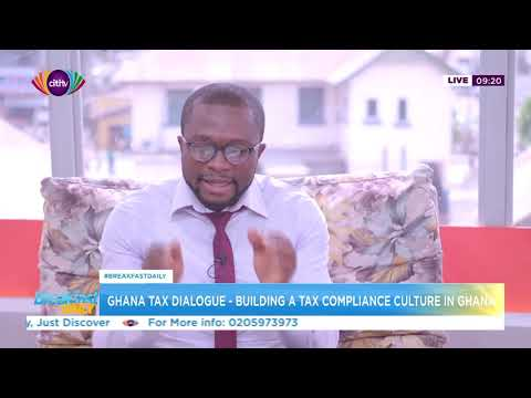 Ghana Tax Dialogue: Everything you should know about tax compliance