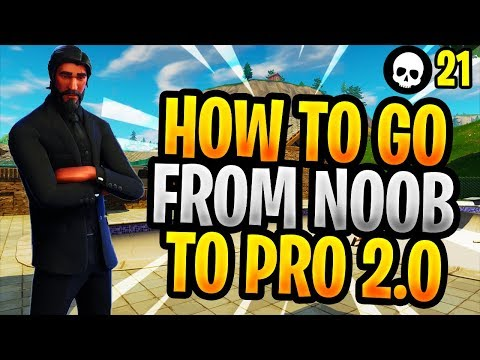 How To Go From Noob To Pro In Fortnite *2.0* (Season 5 Battle Royale Tips)