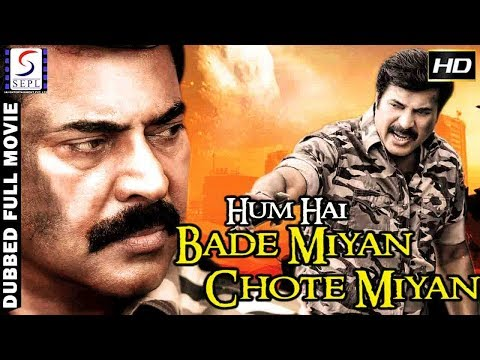 Hum Hai Bade Miyan Chote Miyan - South Indian Super Dubbed Action Film - Latest HD Movie 2019