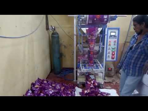 Fryams Chips Snacks Multi Head Automatic Packing Machine