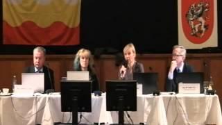 preview picture of video '2014 - 9. zasedání Zastupitelstva města Děčín - 18.12.2014'