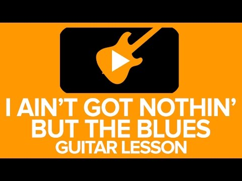 Guitar tab transcription from Andy's Lab - Robben Ford - I