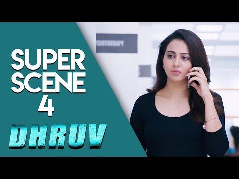 Dhruv -  Super Scene 4 | Hindi Dubbed | Ram Charan | Arvind Swamy | Rakul Preet Singh