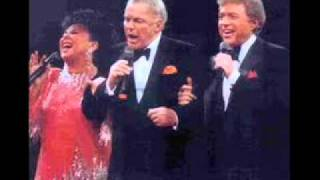 "Frank Sinatra, Steve Lawrence & Eydie Gorme - ""Where or When"""