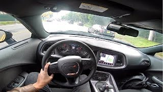 Dodge Challenger First Driving Impressions
