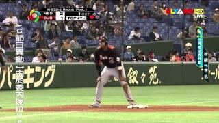 WBC世界棒球經典賽 2013-03-08 日本 VS 中華 (ELTA)