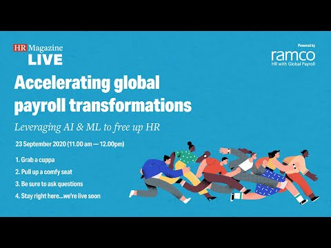Accelerating Global Payroll Transformations
