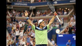 Alexander Zverev vs Diego Schwartzman Extended Highlights | US Open 2019 R4