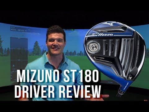 Mizuno ST180 Driver Review
