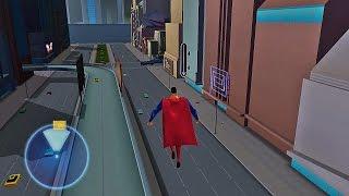 Superman: Shadow of Apokolips Walkthrough # 1