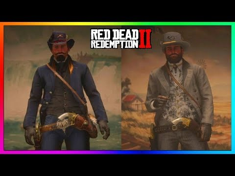 Red Dead Redemption 2 - Military Forage Cap / Military