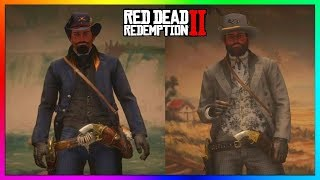 How To Get The RARE Civil War Collection In Red Dead Redemption 2! - (RDR2 Secret Weapons/Hat)