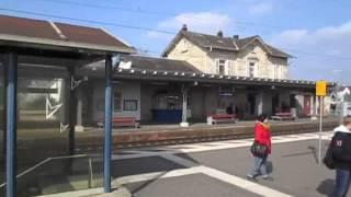 preview picture of video 'Mit der Eisenbahn nach Neustadt an der Weinstraße'