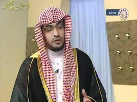 انفاق اموال المسلمين في برامج هابطه  للشيخ المغامسي