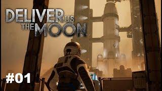 Deliver Us The Moon - Ich rette die Erde #01 Gameplay Deutsch ( Release Tag )