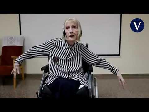 Video: Ex bailarina con alzhéimer escucha el Lago de los Cisnes y vuelve el tiempo atrás