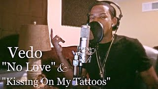 "August Alsina - No Love - Kissin On My Tattoos - ""Cover"" By: @VedoTheSinger"